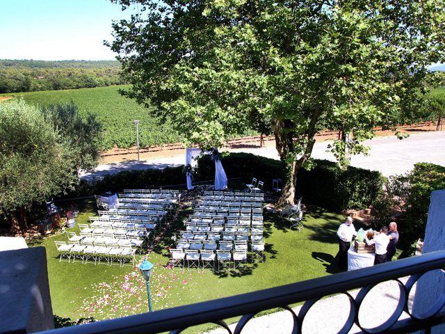 Le mariage de Nicolas et Océane à Ollières, Var 2