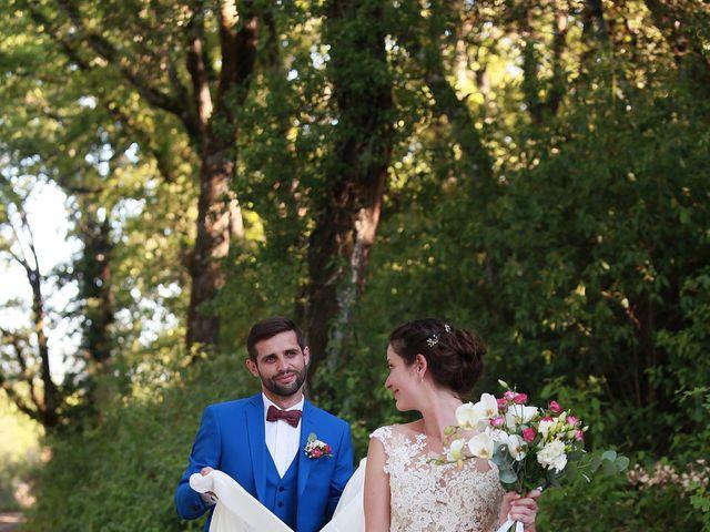 Le mariage de Nicolas et Océane à Ollières, Var 13