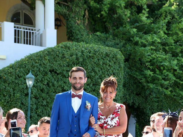 Le mariage de Nicolas et Océane à Ollières, Var 17