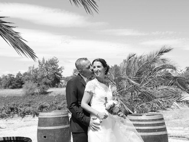 Le mariage de Sebastien  et Virginie à Capestang, Hérault 2