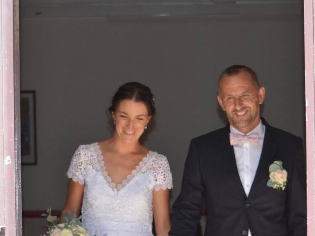 Le mariage de Sebastien  et Virginie à Capestang, Hérault 1