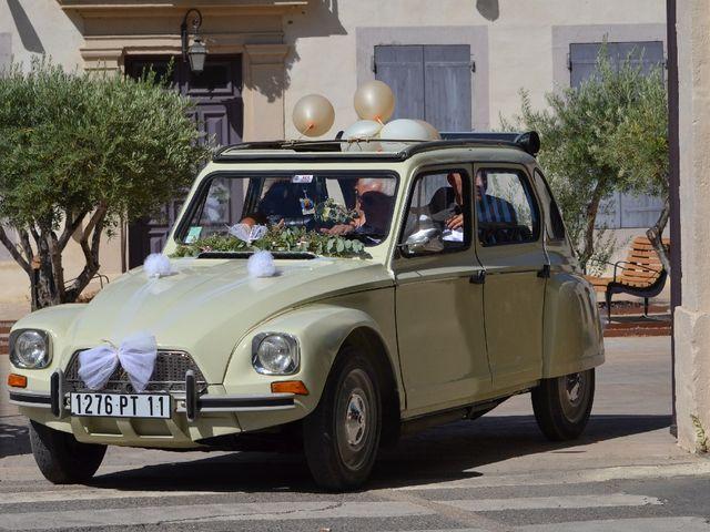 Le mariage de Sebastien  et Virginie à Capestang, Hérault 3