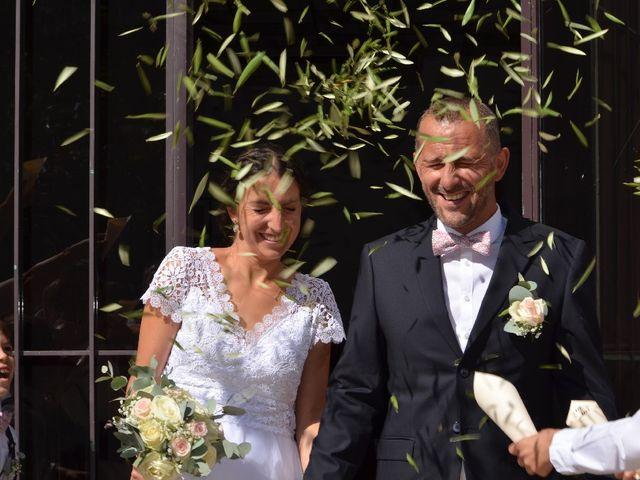 Le mariage de Sebastien  et Virginie à Capestang, Hérault 4