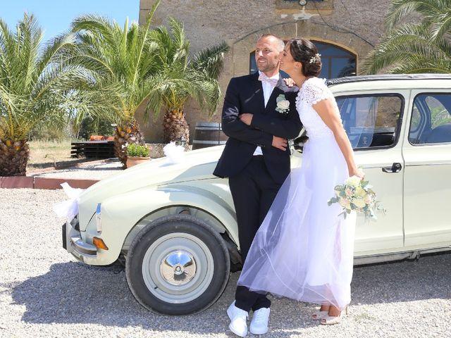 Le mariage de Sebastien  et Virginie à Capestang, Hérault 7