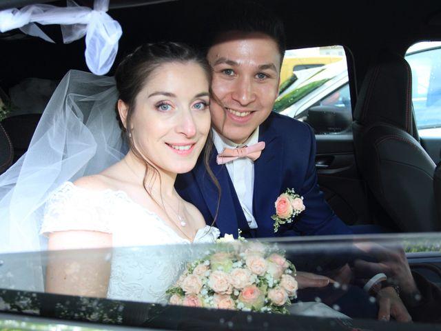 Le mariage de Alexis et Flora à Compiègne, Oise 5