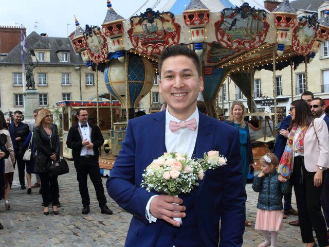 Le mariage de Alexis et Flora à Compiègne, Oise 8