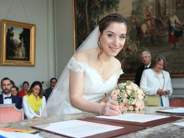 Le mariage de Alexis et Flora à Compiègne, Oise 11