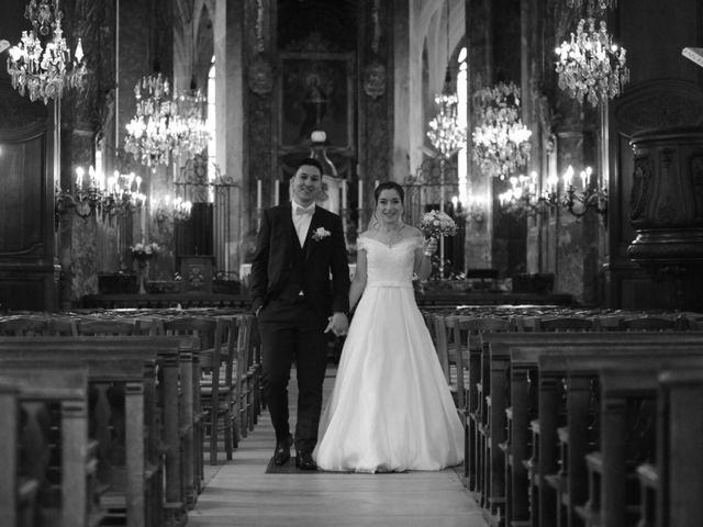 Le mariage de Alexis et Flora à Compiègne, Oise 17