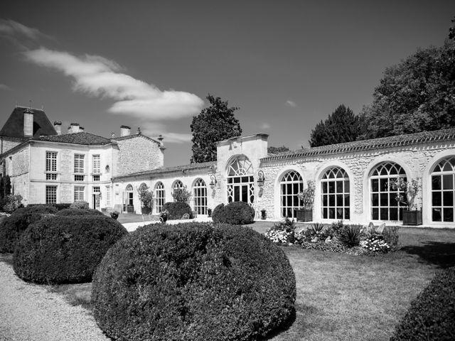 Le mariage de Victor et Eléonore à Bouliac, Gironde 1