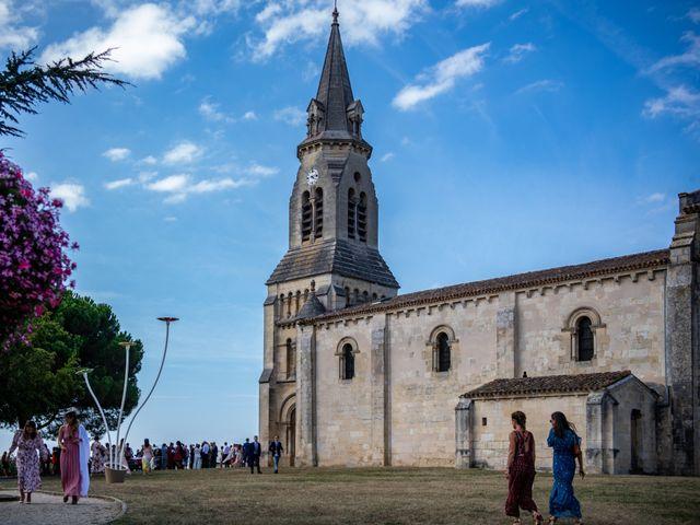 Le mariage de Victor et Eléonore à Bouliac, Gironde 12