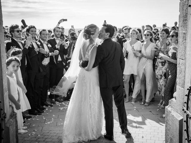 Le mariage de Victor et Eléonore à Bouliac, Gironde 16