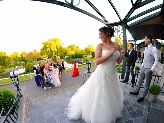Le mariage de Adrien et Farah à Douai, Nord 44