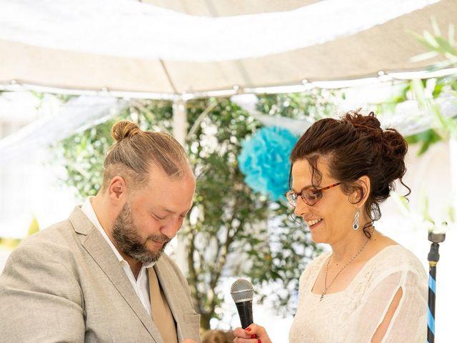 Le mariage de Yassine et Géraldine à Rochecorbon, Indre-et-Loire 7