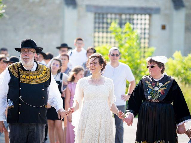 Le mariage de Yassine et Géraldine à Rochecorbon, Indre-et-Loire 15