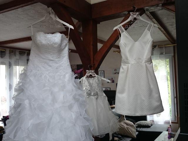 Le mariage de Valentin et Laura  à Saint-Lyé-la-Forêt, Loiret 2