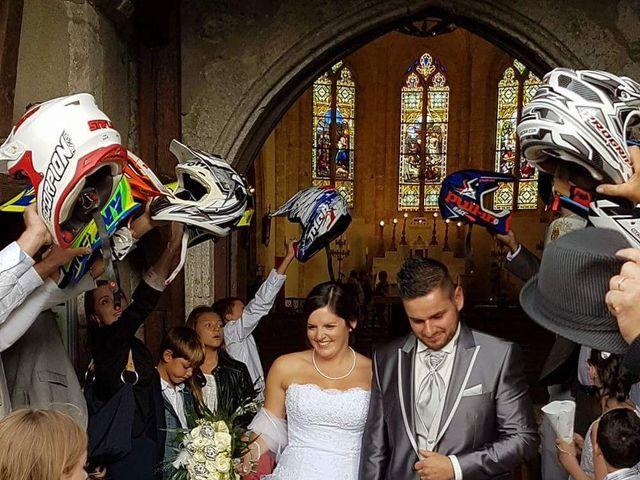 Le mariage de Valentin et Laura  à Saint-Lyé-la-Forêt, Loiret 7