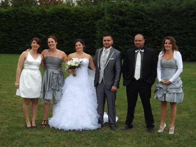 Le mariage de Valentin et Laura  à Saint-Lyé-la-Forêt, Loiret 18