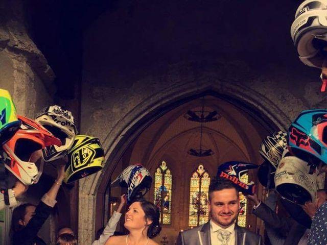 Le mariage de Valentin et Laura  à Saint-Lyé-la-Forêt, Loiret 19