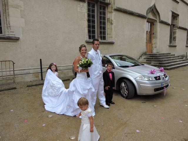 Le mariage de Stéphanie et Julien à Nevers, Nièvre 4