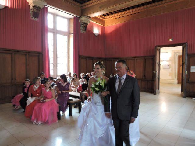 Le mariage de Stéphanie et Julien à Nevers, Nièvre 5