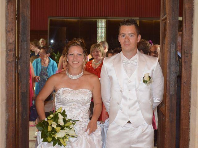 Le mariage de Stéphanie et Julien à Nevers, Nièvre 6