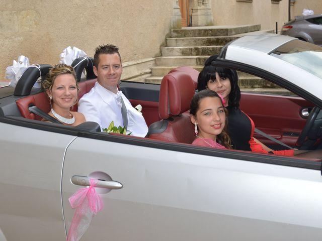 Le mariage de Stéphanie et Julien à Nevers, Nièvre 7