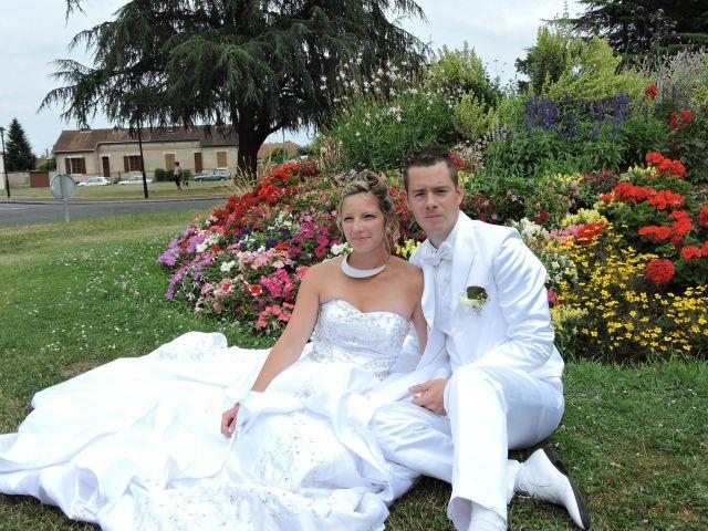 Le mariage de Stéphanie et Julien à Nevers, Nièvre 8