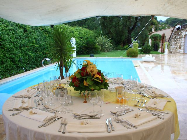 Le mariage de Cédric et Jennifer à Cagnes-sur-Mer, Alpes-Maritimes 13