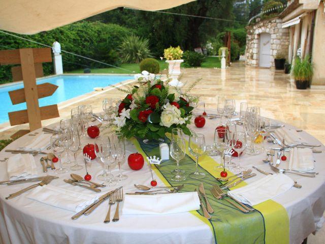 Le mariage de Cédric et Jennifer à Cagnes-sur-Mer, Alpes-Maritimes 17