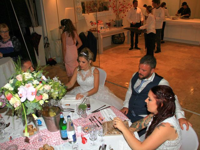 Le mariage de Cédric et Jennifer à Cagnes-sur-Mer, Alpes-Maritimes 19