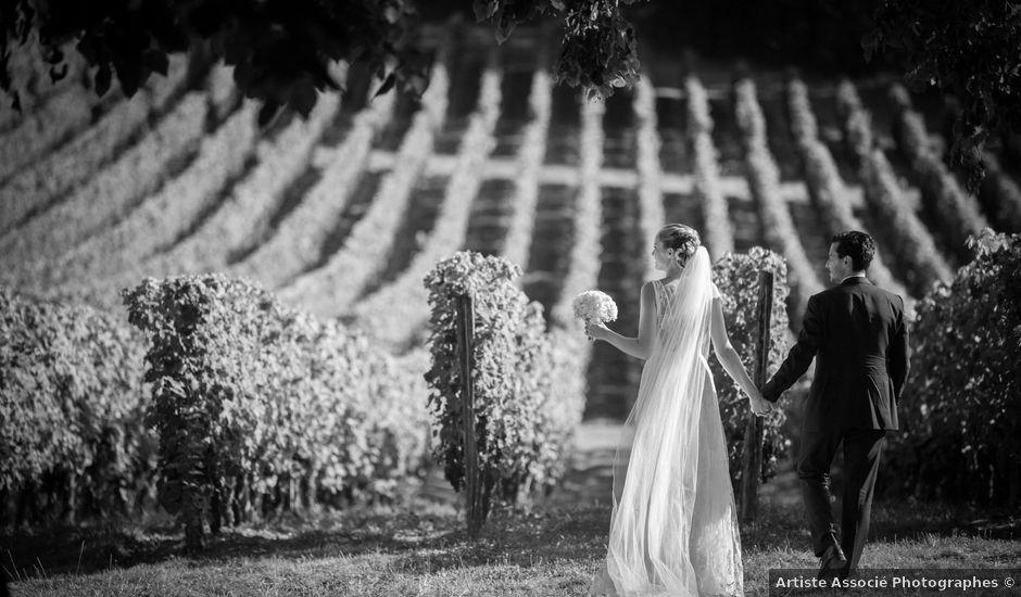 Le mariage de Victor et Eléonore à Bouliac, Gironde
