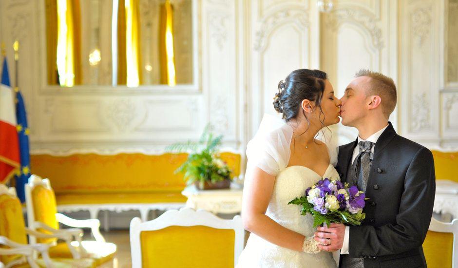 Le mariage de Adrien et Farah à Douai, Nord