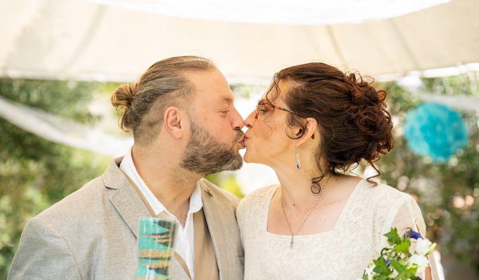 Le mariage de Yassine et Géraldine à Rochecorbon, Indre-et-Loire