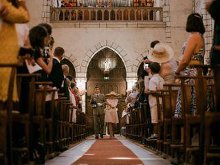 Le mariage de Anne et Arthur 1