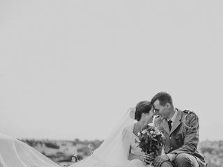 Le mariage de Anne et Arthur