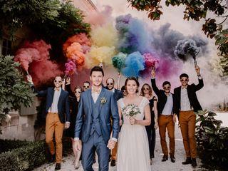Le mariage de Guillaume et Gaëlle