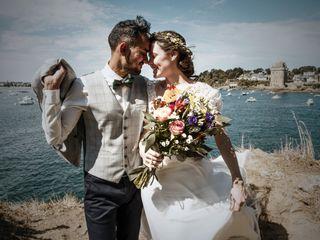 Le mariage de Sandeep Singh et Camille