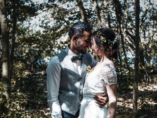 Le mariage de Sandeep Singh et Camille 1