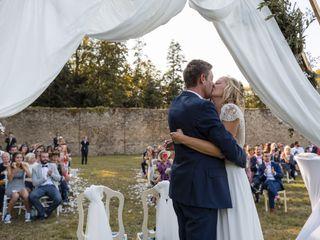 Le mariage de Victoire et Romain