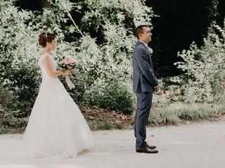 Le mariage de Astrid et Fabien 1