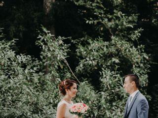 Le mariage de Astrid et Fabien 2