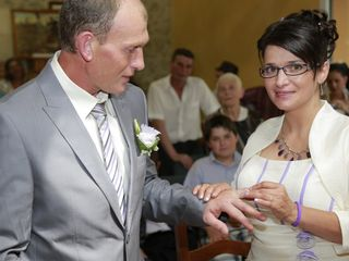 Le mariage de Frédéric et Cécile