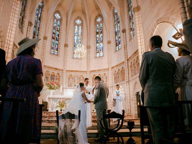 Le mariage de Arthur et Anne à Caussade, Tarn-et-Garonne 10