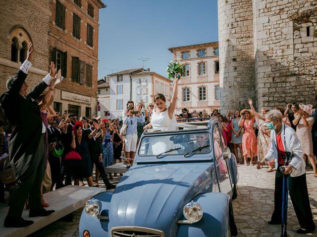 Le mariage de Arthur et Anne à Caussade, Tarn-et-Garonne 18