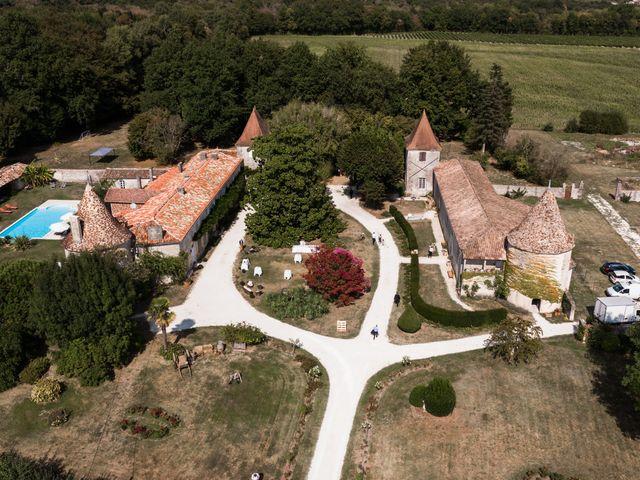 Le mariage de Gaëlle et Guillaume à Léoville, Charente Maritime 4
