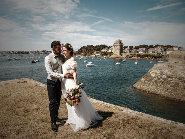 Le mariage de Camille et Sandeep Singh à Saint-Malo, Ille et Vilaine 2