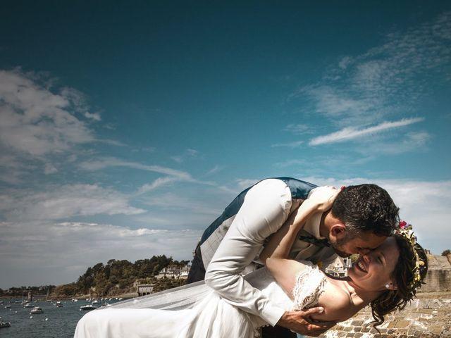 Le mariage de Camille et Sandeep Singh à Saint-Malo, Ille et Vilaine 5