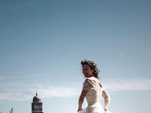 Le mariage de Camille et Sandeep Singh à Saint-Malo, Ille et Vilaine 6