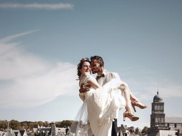 Le mariage de Camille et Sandeep Singh à Saint-Malo, Ille et Vilaine 7