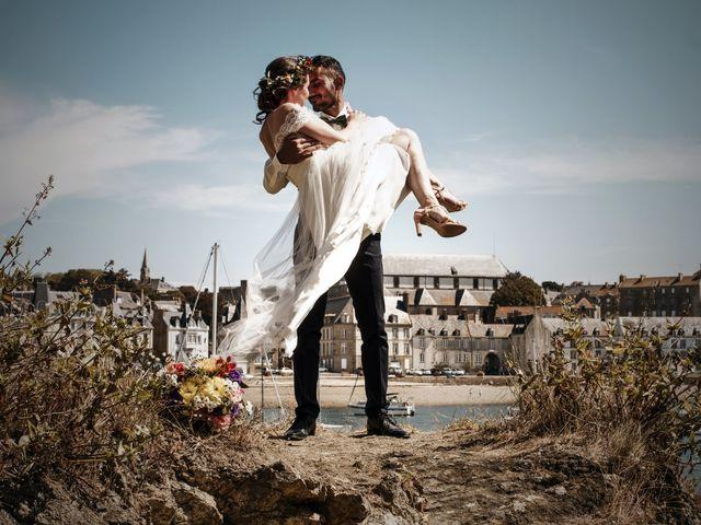Le mariage de Camille et Sandeep Singh à Saint-Malo, Ille et Vilaine 8